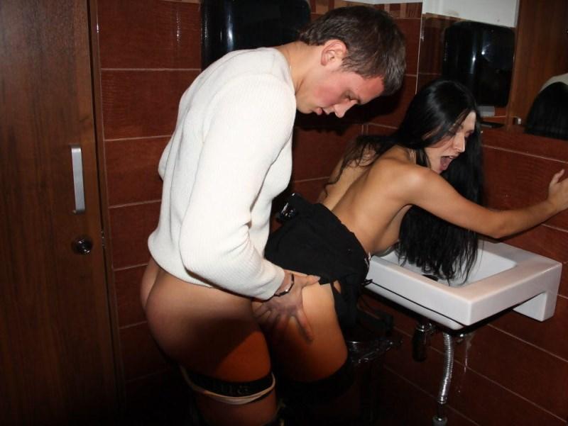 Развел На Секс На Вечеринке В Ванной